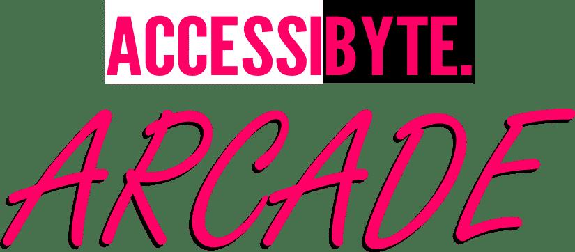Accessibyte Arcade logo