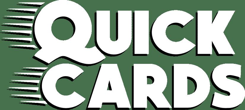 Quick Cards logo