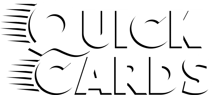 Quick Cards logo