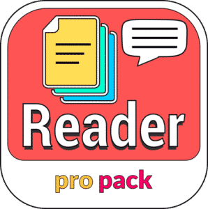 ProPack reader icon