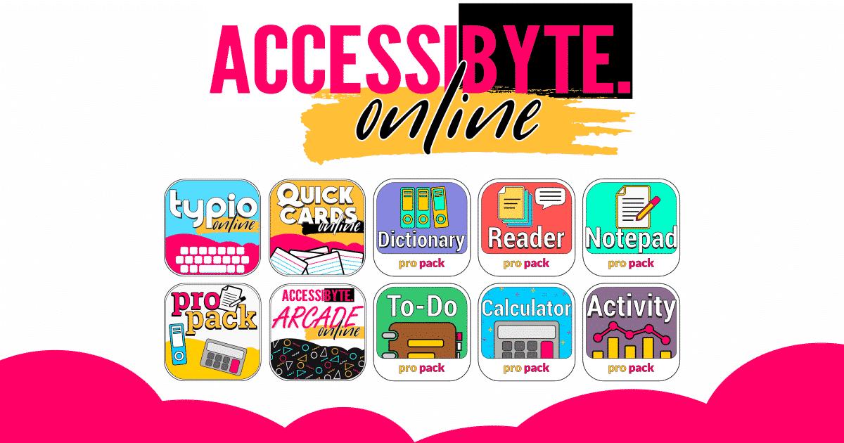 Accessibyte Online Social Media Share 2019