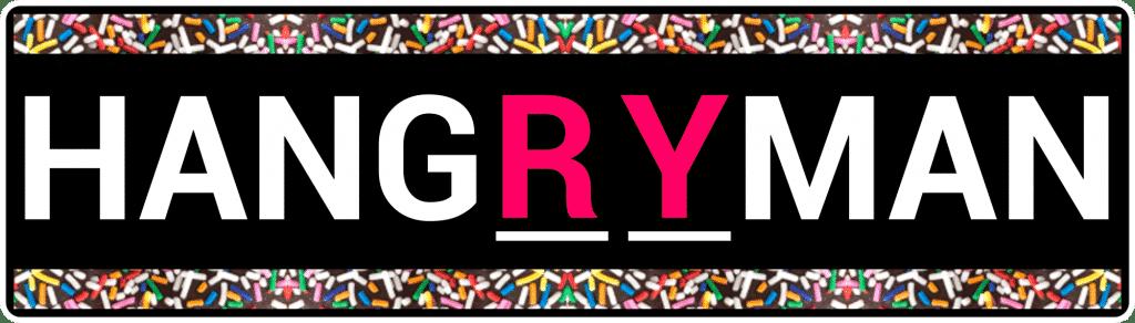 HangryMan Logo
